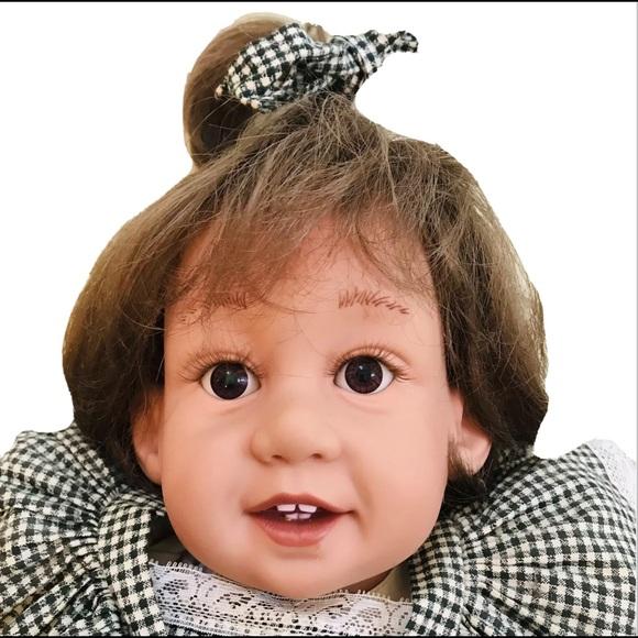 "Vintage Giggles 22"" Doll Pat Secrist Apple Valley"